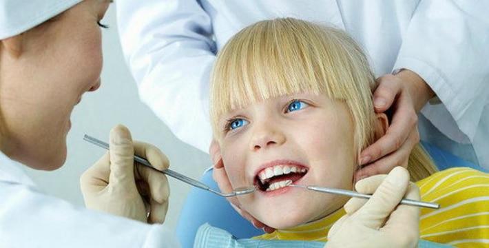 Молочные зубы создают «фундамент» для постоянных зубов