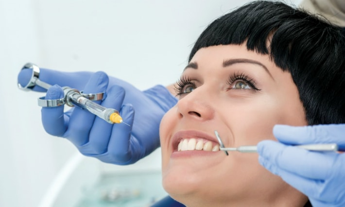 Анестезия при лечении зубов