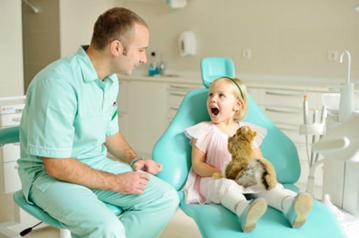 Анестезия и лучение зубов у детей