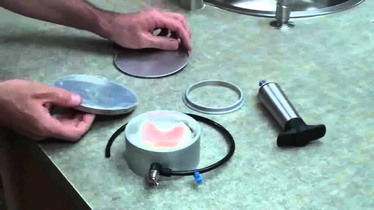 Армирование протеза