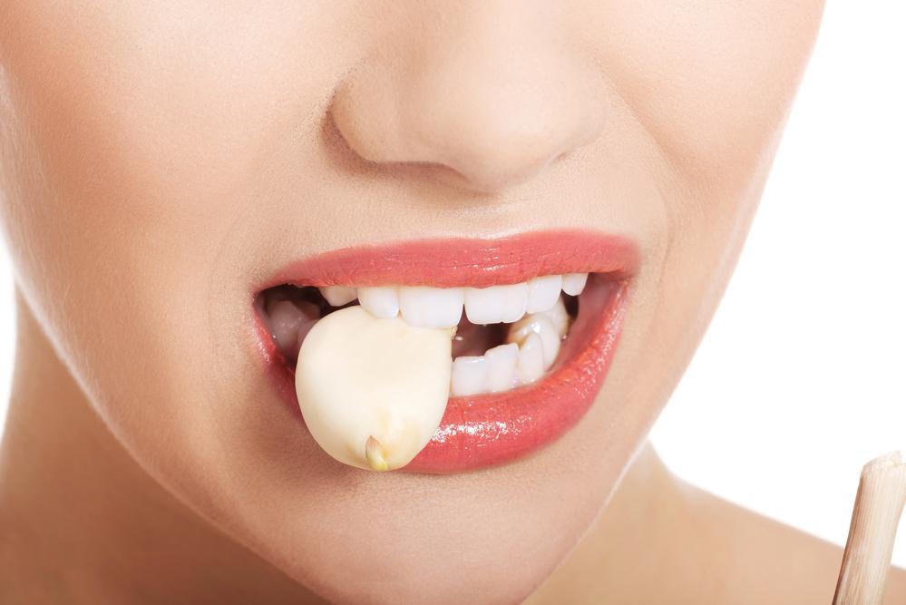 Чеснок от зубной боли в домашних условиях - ПрофиМед