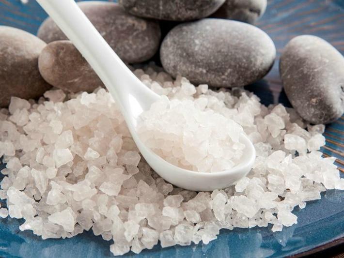 Морская соль и уход за зубами