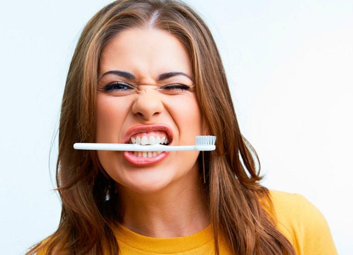 Что будет если не чистить зубы?