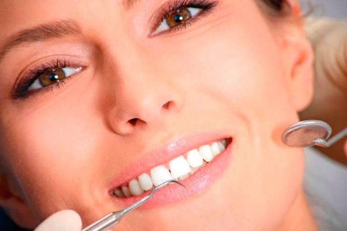 Деминирализация эмали зуба