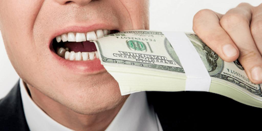 Открытка деньги на зубы, найти анимация