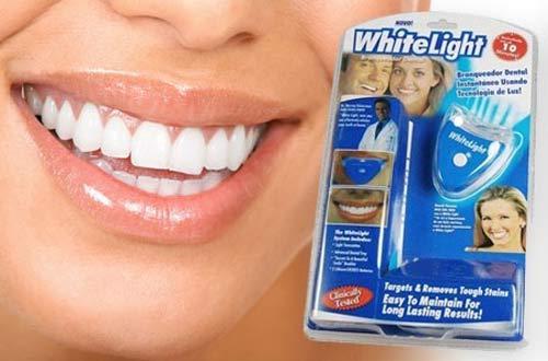 White Light система домашнего отбеливания зубов