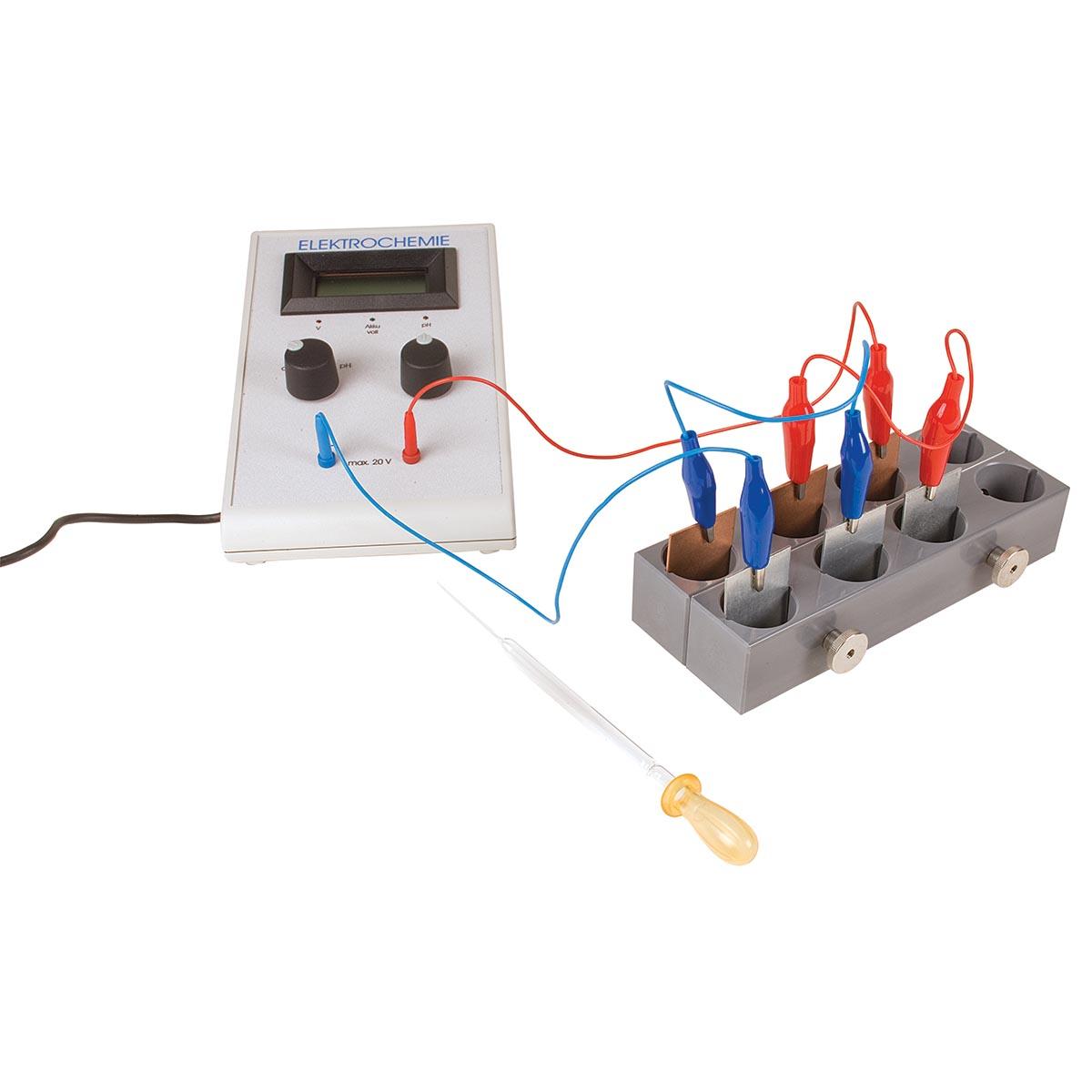 Электрохимический прибор
