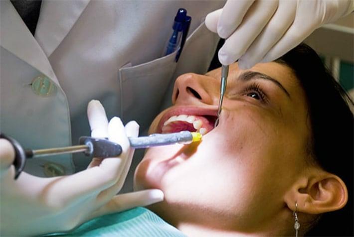 Стоматологическое обезболивание