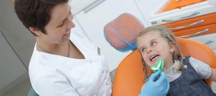 Фторирование эффективно для детских зубов