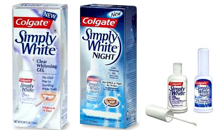 Отбеливатель для зубов Колгейт Симпли Уайт Найт