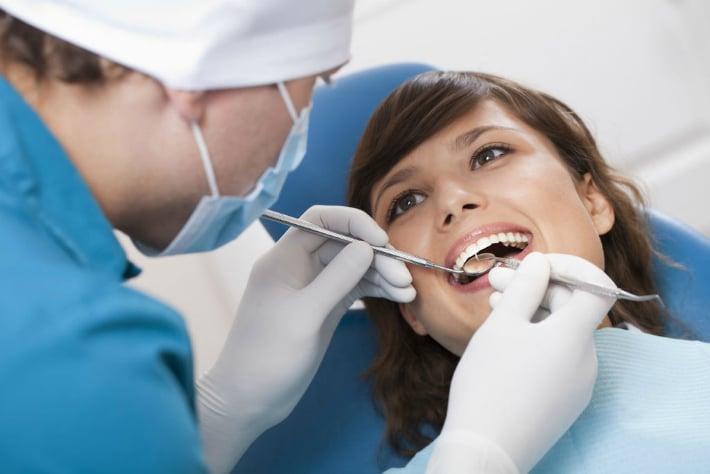 Посещение врача-стоматолога