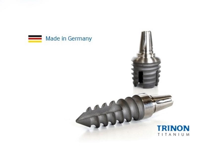 Обзор немецких зубных имплантов
