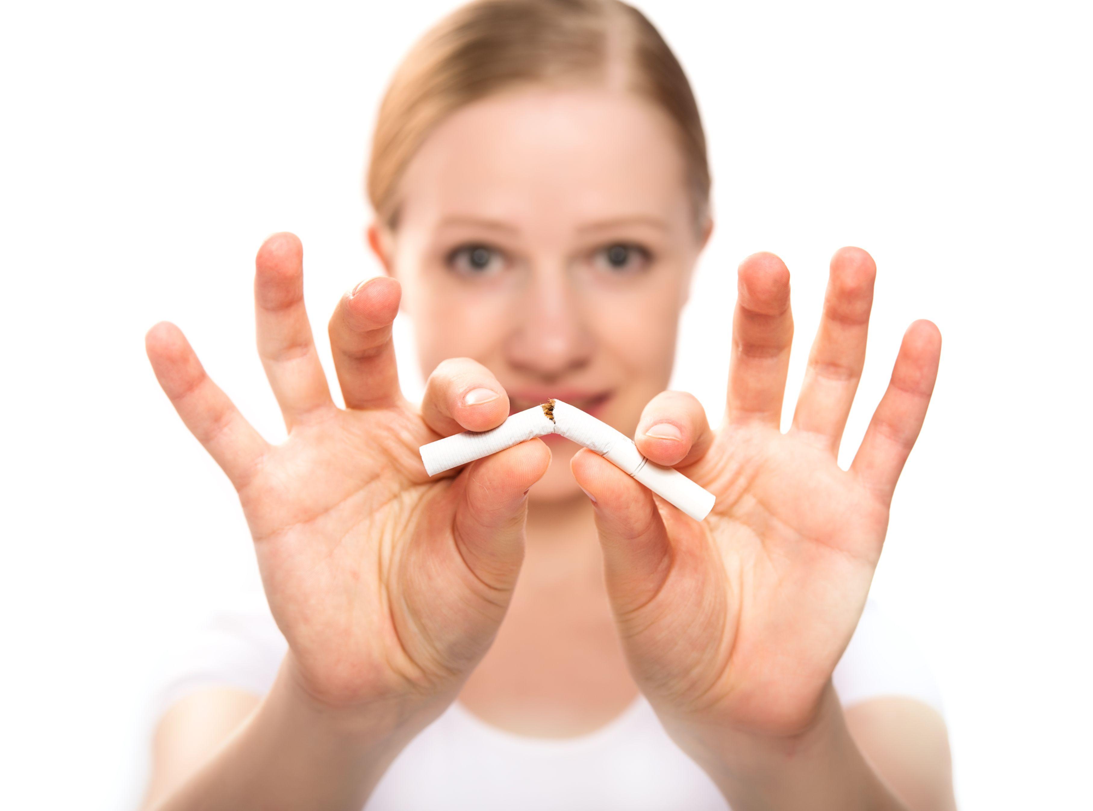 Курению-нет