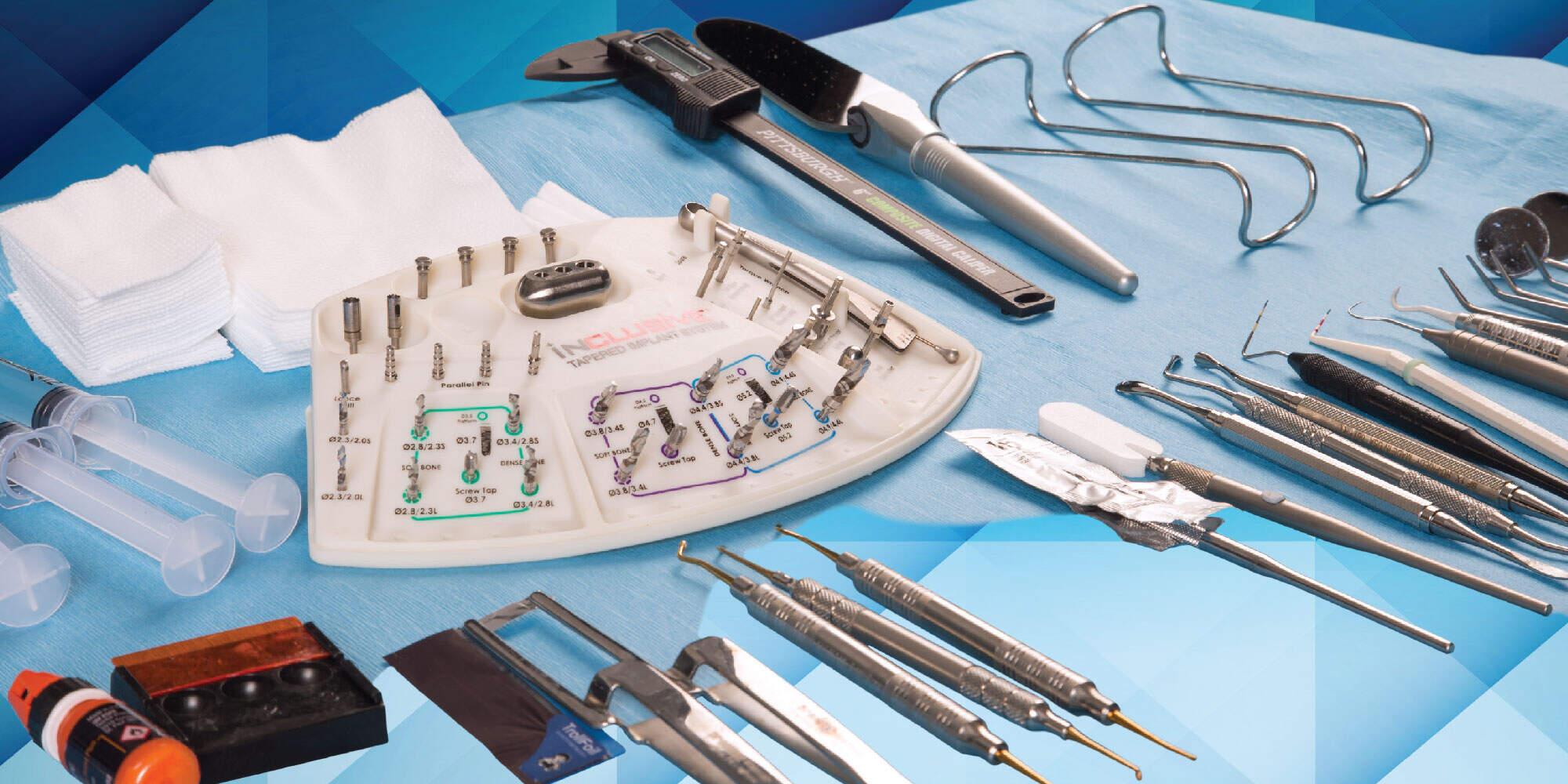 Инструмент для имплантации