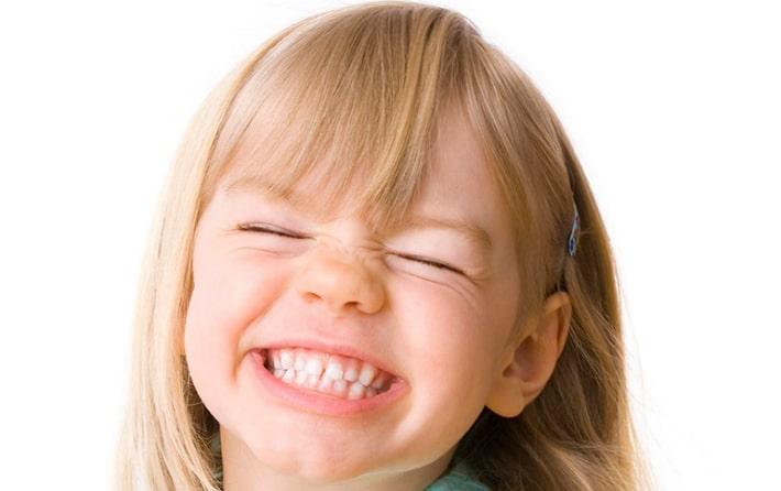 Здоровые зубы ребёнка