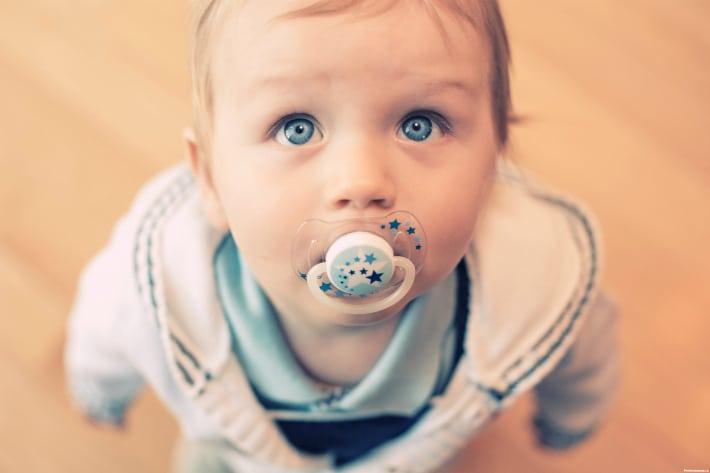 Нарушение прикуса ребёнка