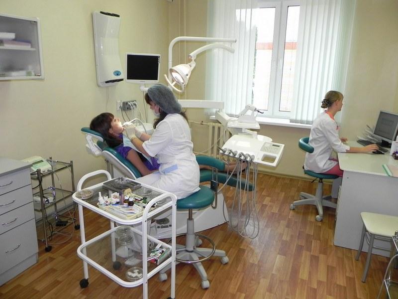 Кабинет зубного врача