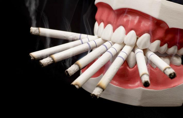 Курение - вредная впривычка