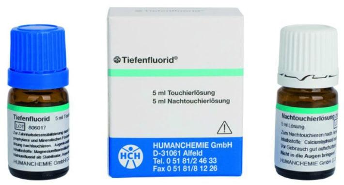 Профессиональные препараты для реминерализации