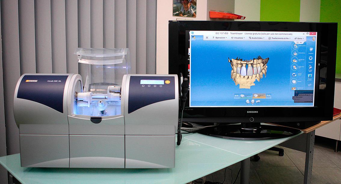 Компьютеры в стоматологии