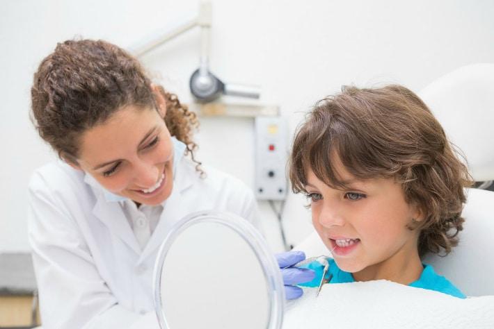 Удаление пульпы зуба у детей