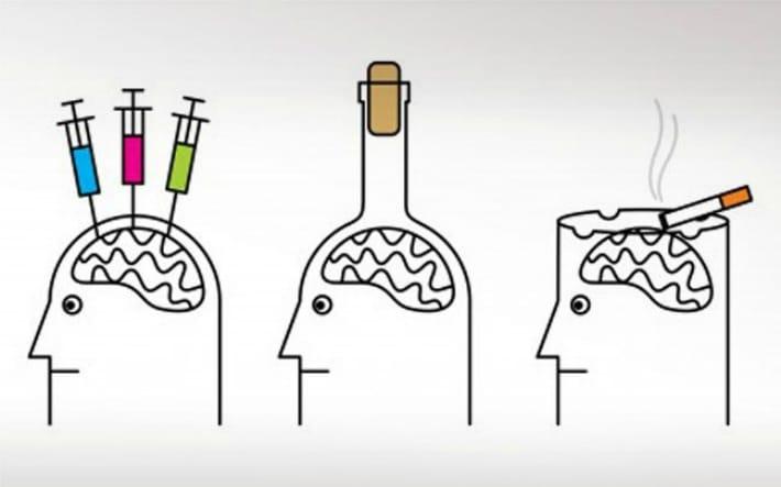 Курение, алкоголь, наркотические препараты и здоровье зубов