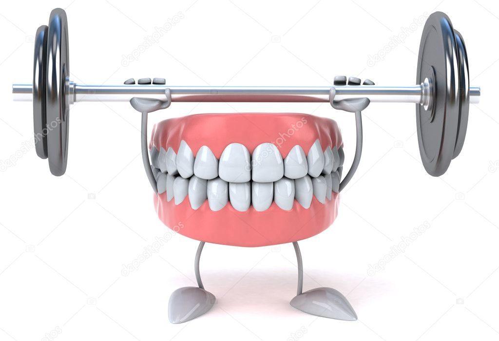 Тренировки на выносливость могут негативно отразиться на здоровье зубов