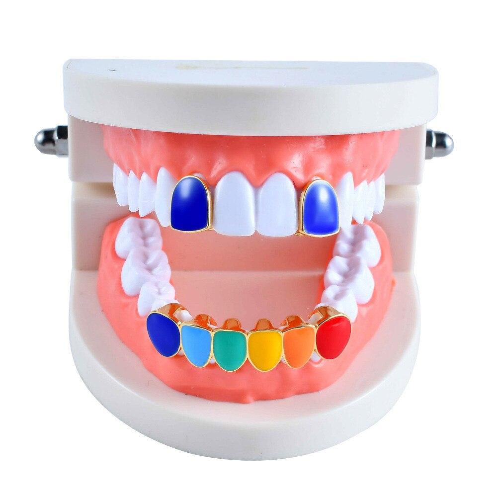 Наклейки на зубах