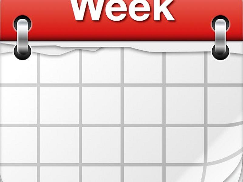 Недельный календарь