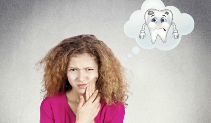 Болят верхние зубы