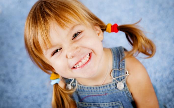 Хрупкая эмаль детских зубов