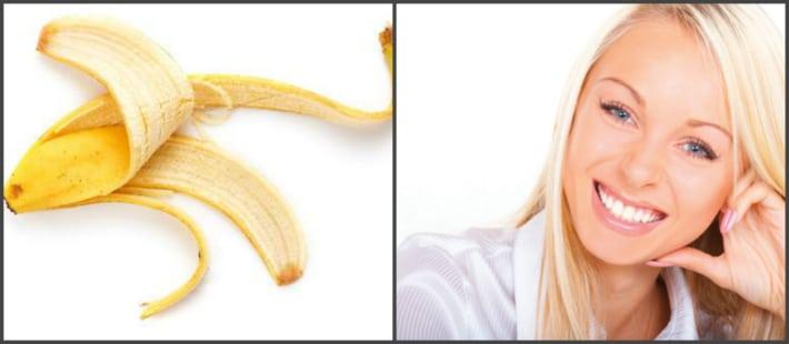 отбеливание зубов кожурой