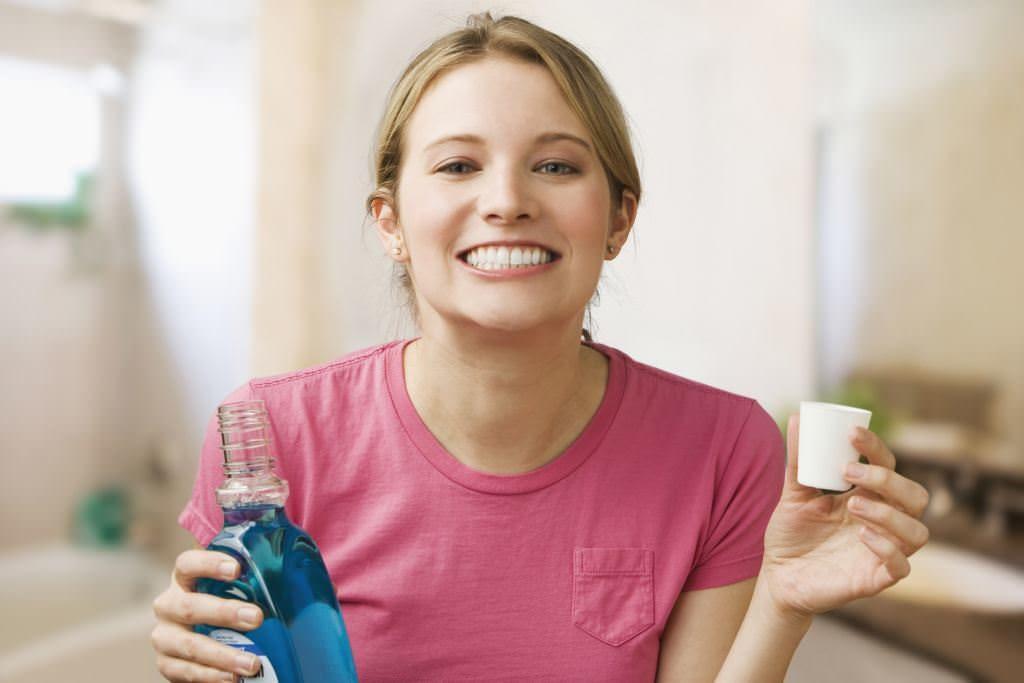 Лечение зубов хлоргексином