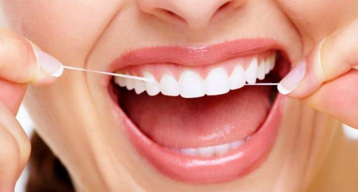 Зубная нить - флосс