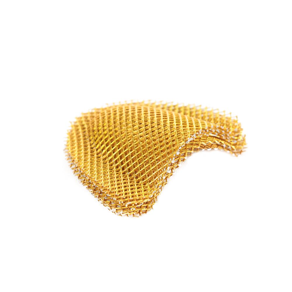 Позолоченная арматура протеза