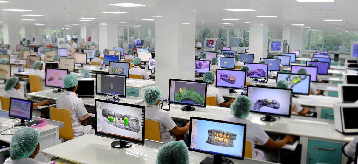 Лаборатория разработки протезов