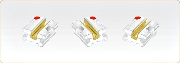 Керамические брекеты Aspire