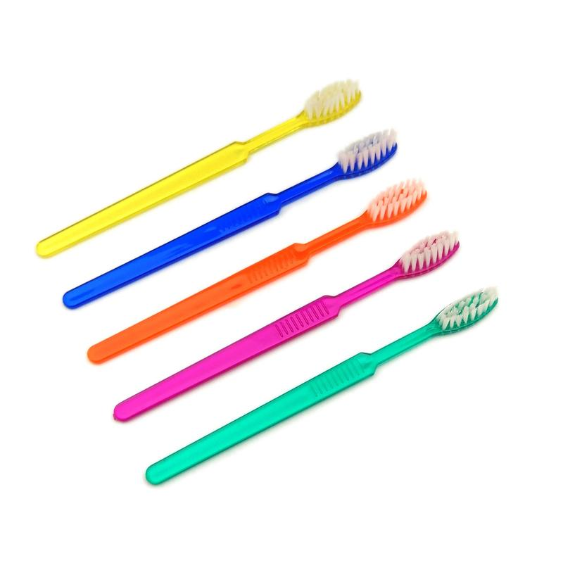 Зубные щетки обычные