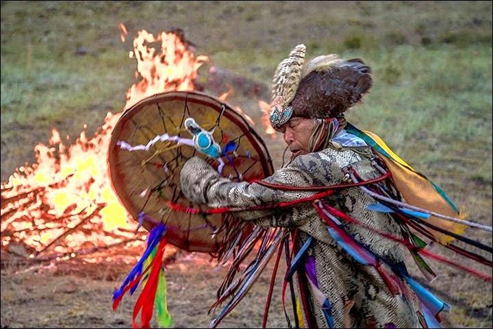 Ритуалы которыми пользуются шаманы при лечении зубов