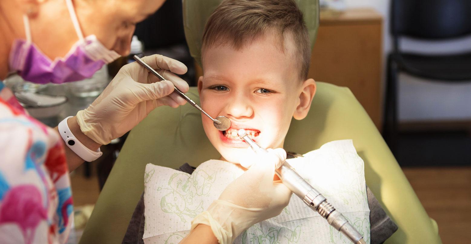 Шлифовка зубов