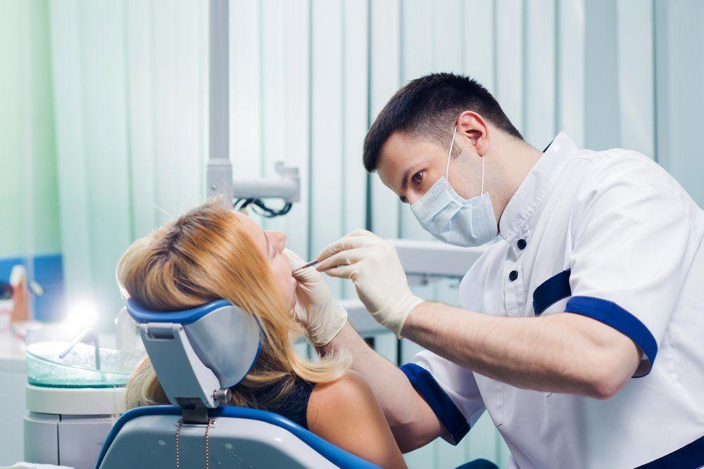 К стоматологу