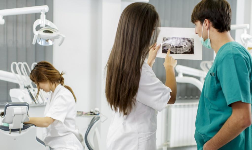 Стоматологическое обследование