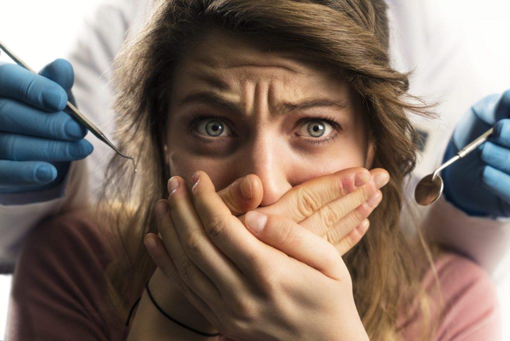 Как пережить стресс страха при лечении зубов?