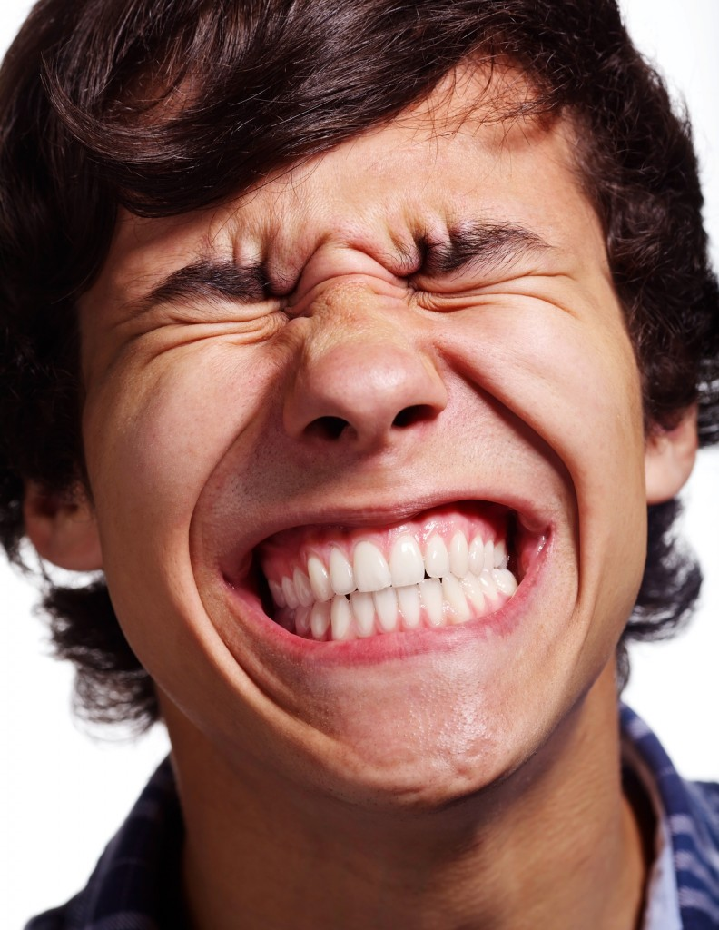 Стиснутые зубы