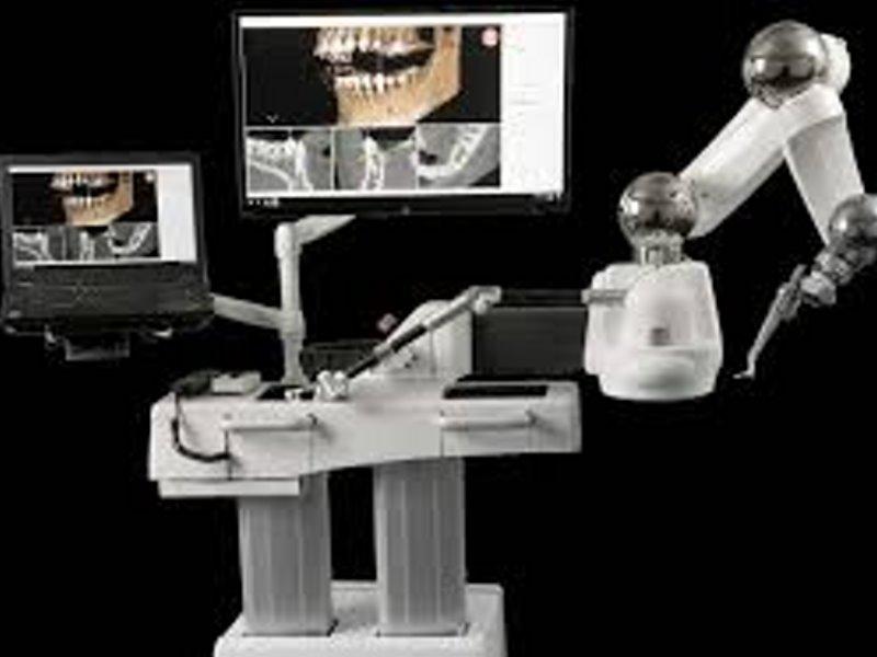 Новое в технологии зубной имплантации