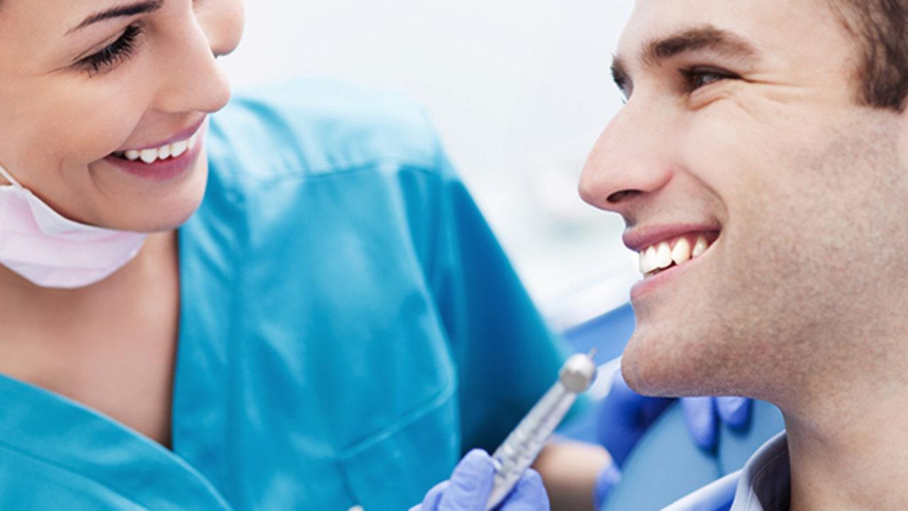 Улыбка стоматолога