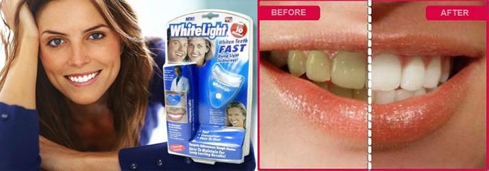 White Light: до и после применения