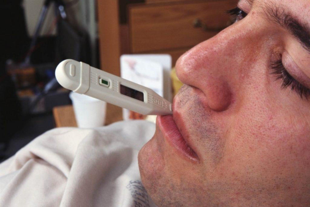 Повышение температуры после имплантации зубов