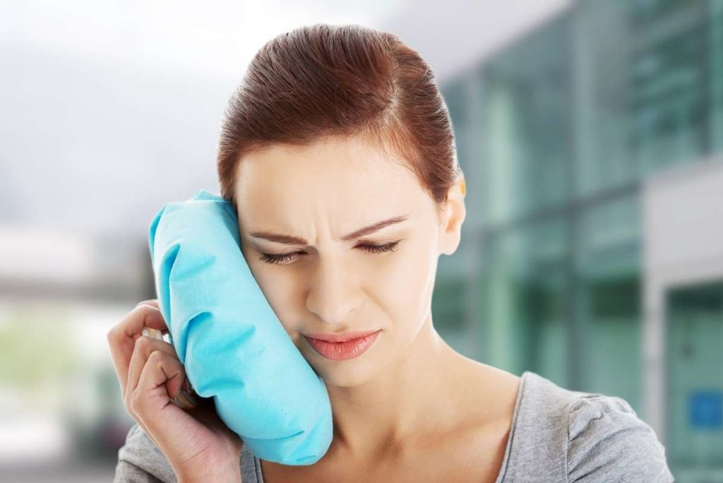 Боли после протезирования зубов