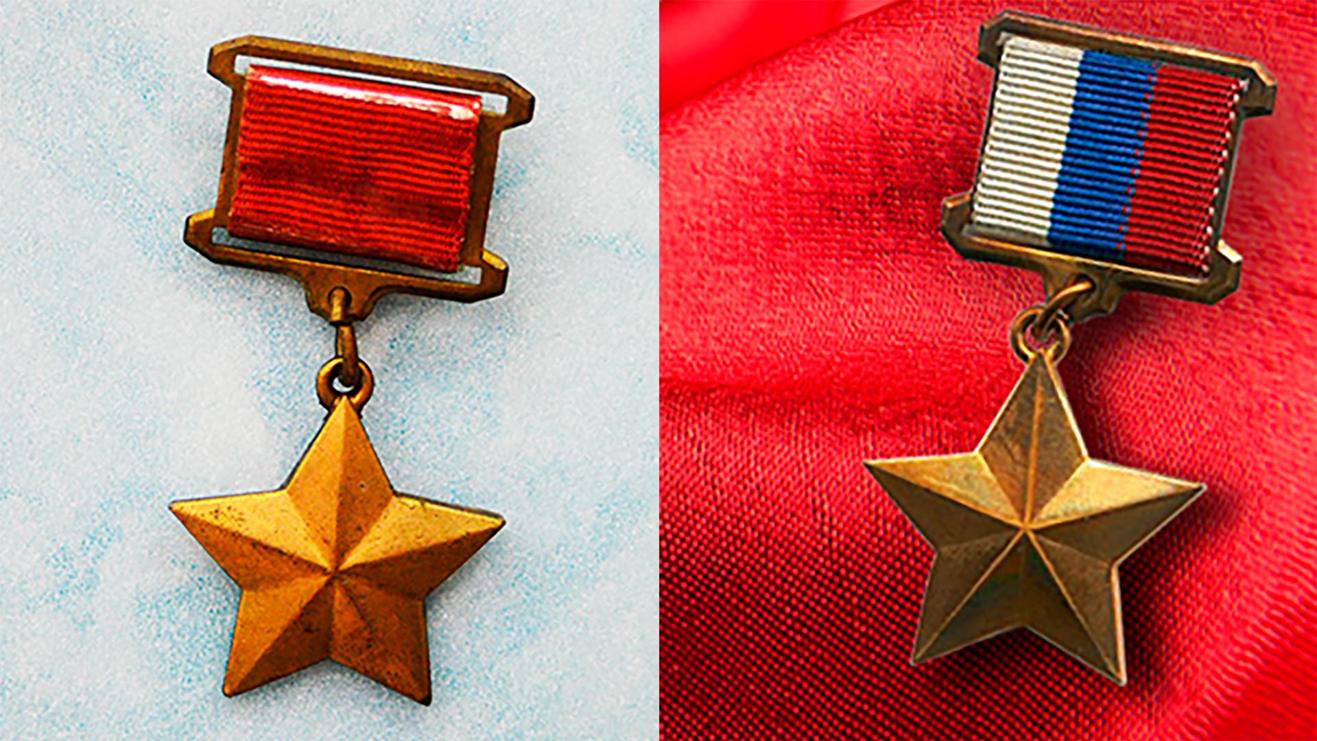Звезды героев